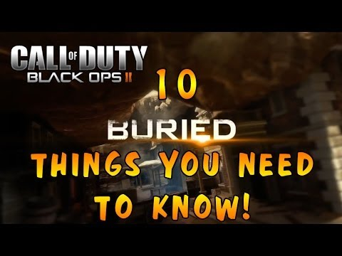 10 Things you don't know about Buried!