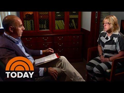 Joyce Mitchell: Prisoner Richard Matt Gave Me Pills To Drug My Husband | TODAY