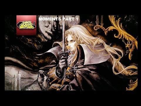 Best Of SGB Plays: Castlevania - Symphony Of The Night (Part 1)