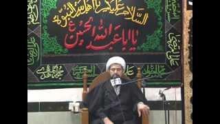 الخطيب الشيخ أبو زينب العماري ليلة العاشر محرم 1435 هــ