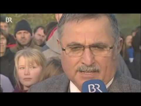 Bayerischer Rundfunk zu Gast in Holzheim - Teil2