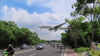 Video Plane Spotting Ngurah Rai Airport Bali Indonesia 2019 MP3, 3GP, MP4, WEBM, AVI, FLV Mei 2019