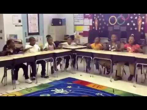 Room 13 Class Chant