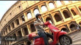 Visite de Rome - Pour voir Rome avant votre voyage! - YouTube