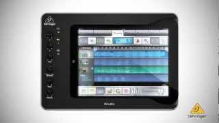 BEHRINGER iStudio iS202 Digital iPad Mixer 