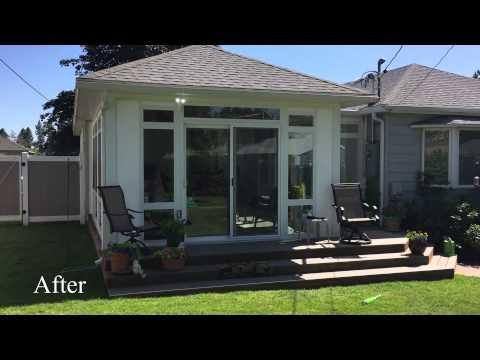 From patio to gorgeous sunroom in Spokane, WA | Customer Testimonial