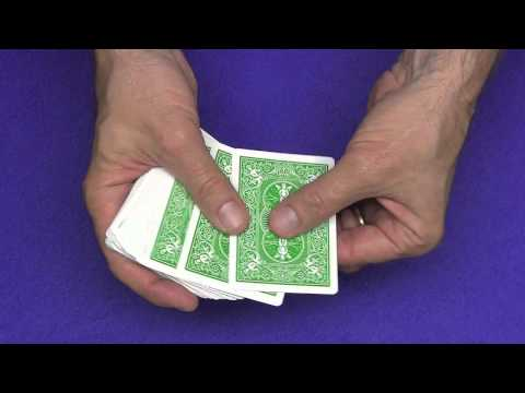 Another COOL Beginner Card Trick REVEALED (видео)