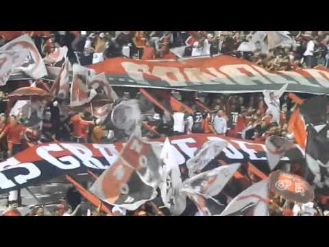 Liguilla Pre Sudamericana 2015, vs Lanus. Locales en el sur.. - La Hinchada Más Popular - Newell's Old Boys