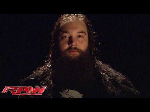 Bray Wyatt gives a lesson in love: Raw, April 13, 2015 (видео)