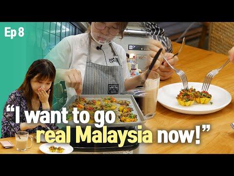 Blimey ada nak bagi tahu sesuatu tentang gerai |Nasi lemak Stall in Seoul EP8