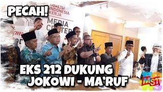 Video Nasib PA 212 Pecah, Akhirnya Sebagian Dukung Jokowi MP3, 3GP, MP4, WEBM, AVI, FLV Oktober 2018