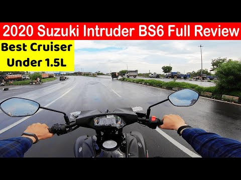 2020 Suzuki Intruder BS6 Full Review l Better than Bajaj Avenger 160?🔥