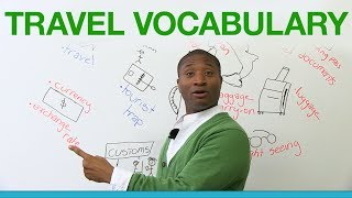 Travel Vocabulary