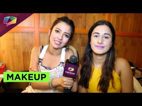 How MTV's Girls, Gia and Isha like their makeup