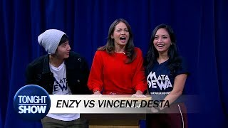 Video Enzy vs Vincent Desta di Sambung Kata MP3, 3GP, MP4, WEBM, AVI, FLV Juni 2019
