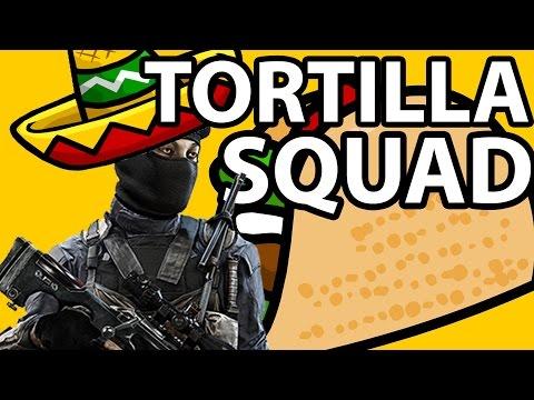 Battlefield 4: Tortilla Squad