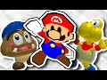 SMG4: Stupid Paper Mario
