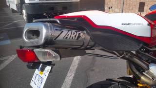 7. BellissiMoto's Ducati 999R with full Zard exhaust