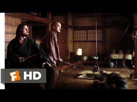 The Last Samurai (2/4) Movie CLIP - Ninja Attack (2003) HD