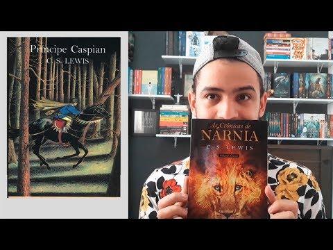 Príncipe Caspian - C.S. Lewis (As Crônicas de Nárnia #04) | Patrick Rocha