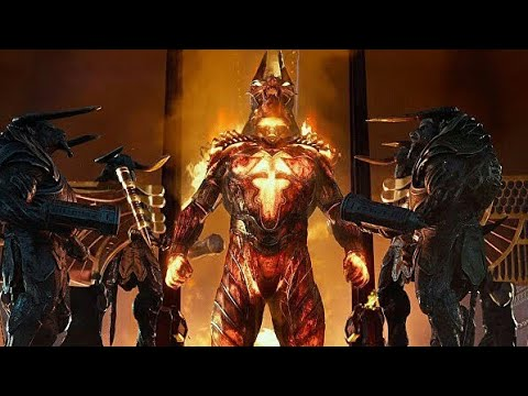 Gods Of Egypt: Set new assembled his body and killed his father scene (Full Hd)