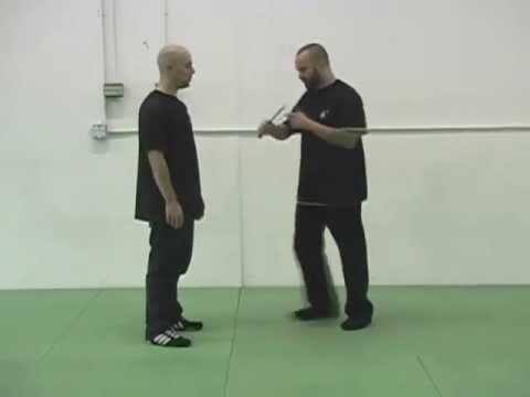 How to Fight Against a Knife: Think Injury, Not Self Defense
