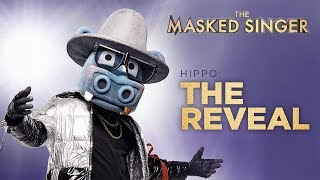 The Hippo Is Revealed | Season 1 Ep. 1 | THE MASKED SINGER