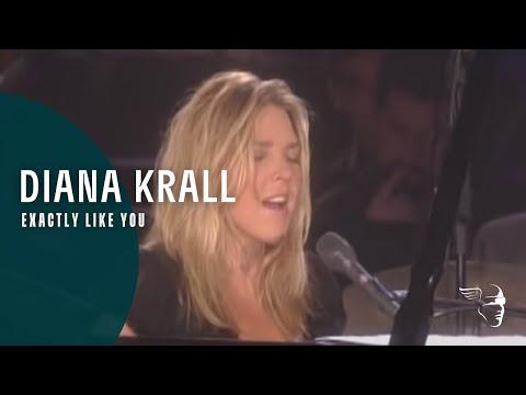 Tekst piosenki Diana Krall - Exactly Like You po polsku