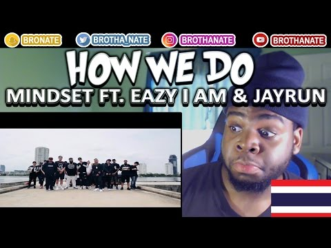 Mindset Feat. Eazy I AM, Jayrun, ฟักกลิ้ง ฮีโร่ - How We Do REACTION!!