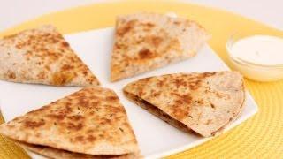 Sweet Potato&Chorizo Quesadilla Recipe - Laura Vitale - Laura in the Kitchen Episode 644