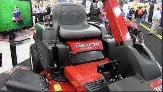 3. #TheToroCompany TimeCutter SW Steering Wheel Zero Turn Mower: By John Young of the Weekend Handyman