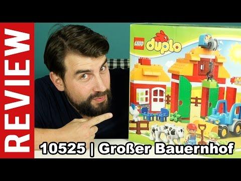 LEGO® Duplo 10525 Großer Bauernhof - Vorstellung, Review & Meinung