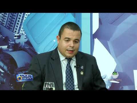 SALA DE OPINIÃO COM DR. APARÍCIO CARVALHO- PROCURADOR DO ESTADO DE RONDÔNIA