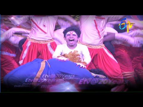 Jatin Amazing Dance Performance - ETV @ 20