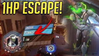 ► Overwatch WTF Moments Funny Moments Compilation Kills Montage Stream Highlights! These clips were all taken from recent overwatch games where WTF Moments, insane play of the games, funny moments, and more happened! ► CAN WE HIT 1000 LIKES ON THIS VIDEO?►Follow Us on Social MediaDiscord: https://discord.gg/cZTfHwDTwitter: https://twitter.com/OW_Daily► Don't forget to leave a like to show your support, subscribe to keep the content flowing, and share with your friends :)► SUBMIT A VIDEO: http://bit.ly/OWDsubmit► Credit:https://www.twitch.tv/overwatchcontendershttps://www.twitch.tv/aimbotcalvinhttps://www.twitch.tv/surefourhttps://www.twitch.tv/unkoeeehttps://www.twitch.tv/chipshajenhttps://www.twitch.tv/a_seagullhttps://www.twitch.tv/vprpixoPRO GENJI OUTPLAYS ENEMIES WITH 1 HP! - OVERWATCH WTF FUNNY MOMENTS AND SICK PLAYS!
