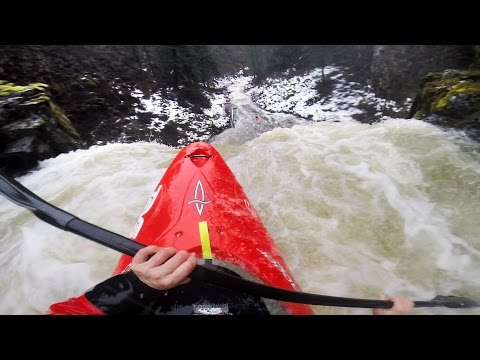 Falls - Rush Sturges takes an icy line down the 70ft Outlet Falls in Washington. Shot 100% on the HERO3+® camera from http://GoPro.com. Get stoked and subscribe: http://goo.gl/HgVXpQ Music Young...