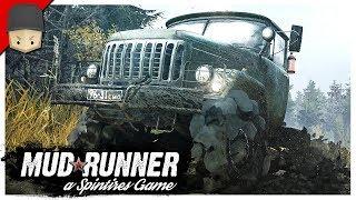 SPINTIRES - MudRunner Gameplay : First Look (Sponsored)