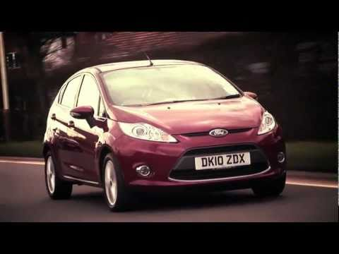 Ford Fiesta video review