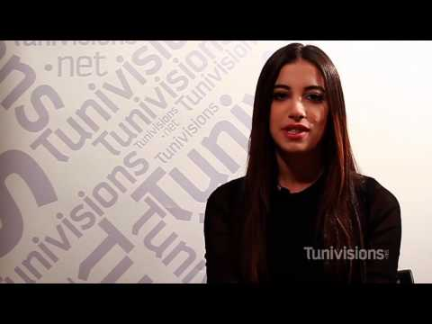 Miss Tunisie 2014  Emna Edhib - Miss Tunis (видео)