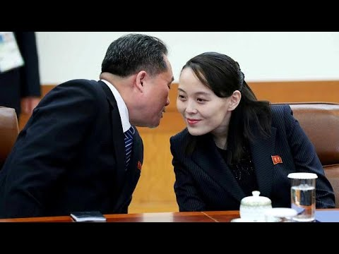 Annäherung in Seoul: Südkoreas Präsident empfängt Kims Schwester