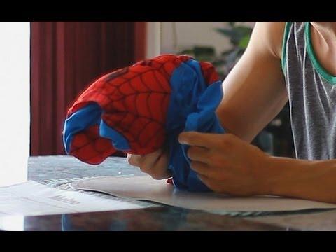 Spindelmannens mindre imponerande förmåga