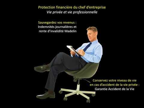 La Protection financière du chef d'entreprise par Coaching' Assur