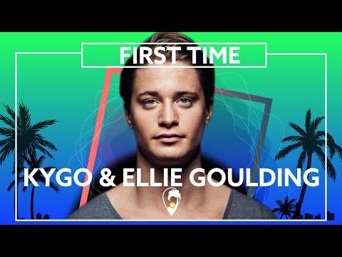 Kygo & Ellie Goulding - First Time [Lyric Video]