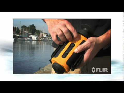 FLIR First Mate Maritime Thermal Imager