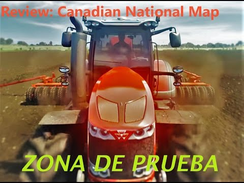 Canadian National Map v1