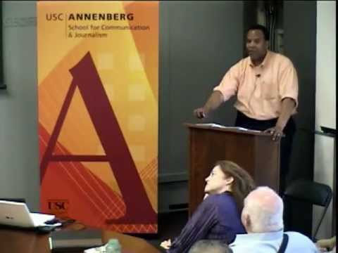 Annenberg Research Seminar - Christopher Holmes Smith, University of Southern California