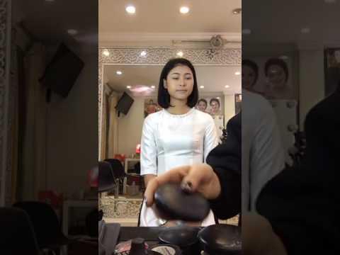 Makeup tết cùng người đẹp biển Đào Thị Hà   Livestream   Mai Phan Makeup
