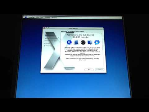 Get as many different mac osx86