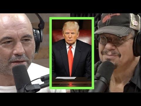 Penn Jillette on What Trump is Really Like   Joe Rogan