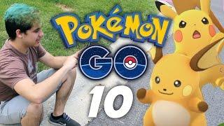 Pokémon GO   Episode 10 - The Great Pikachu Nest! by Munching Orange